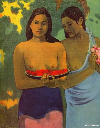 paul-gaugin-2-donne-di-tahiti-con-mango