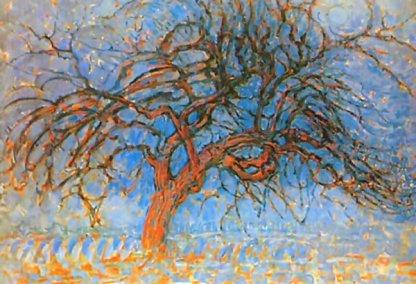 piet-mondrian-albero-rosso