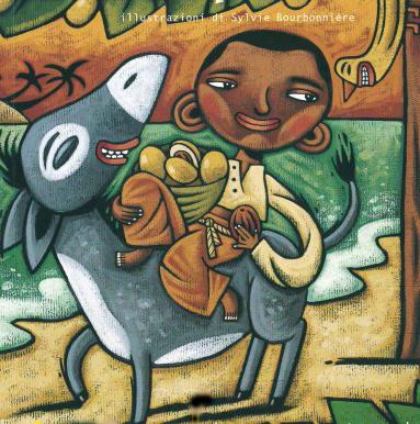 asino e donna